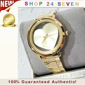 NWT Michael Kors Jaryn Gold-tone Watch MK3623